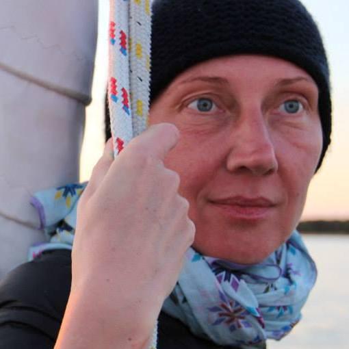 Татьяна Долбилова о регате Кубок адвокатов 2015