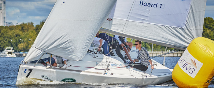 PROyachting TEAM - photo by Gro'M