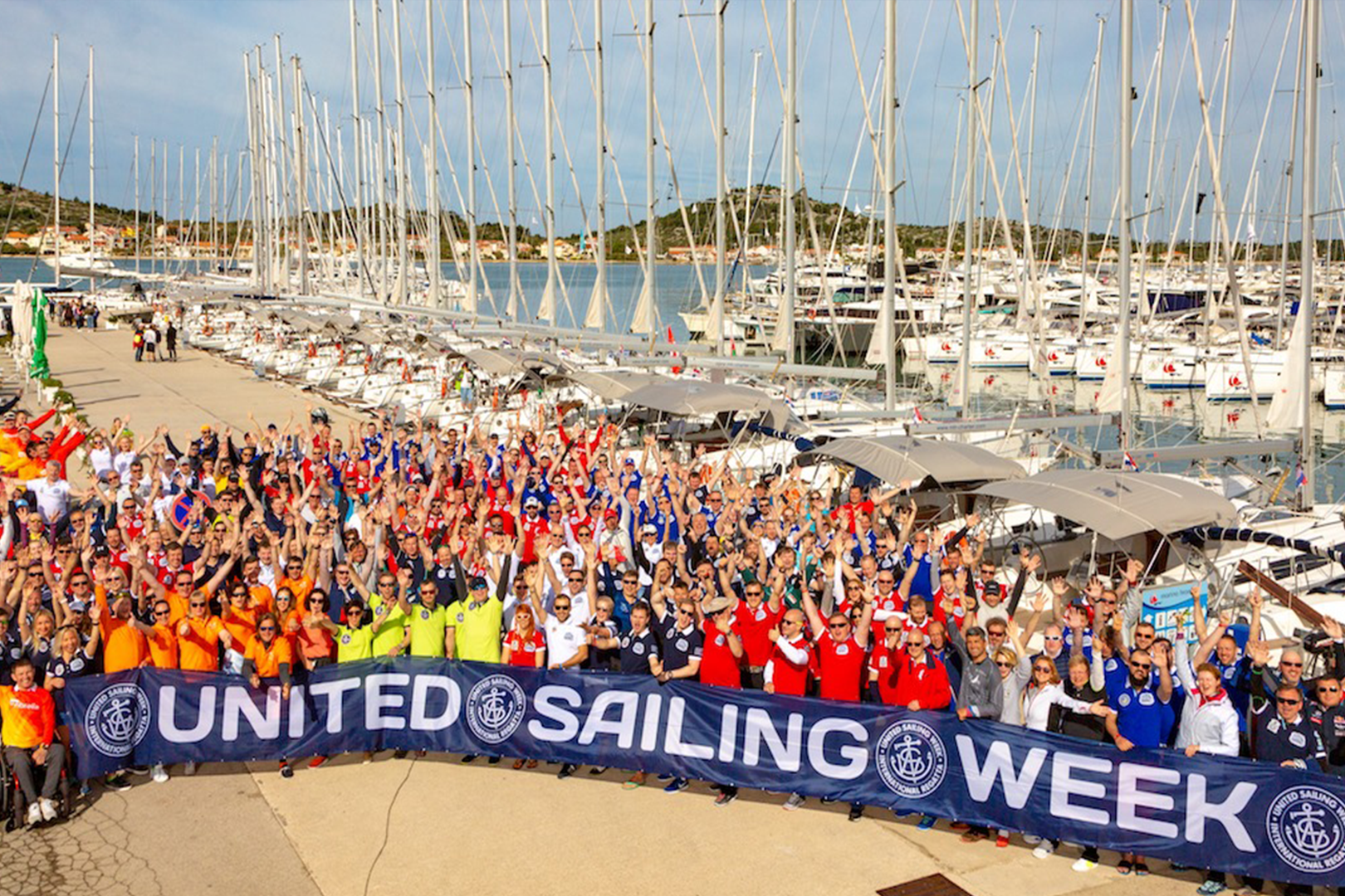 2.05-09.05.2020, Хорватия,</br>United Sailing Week